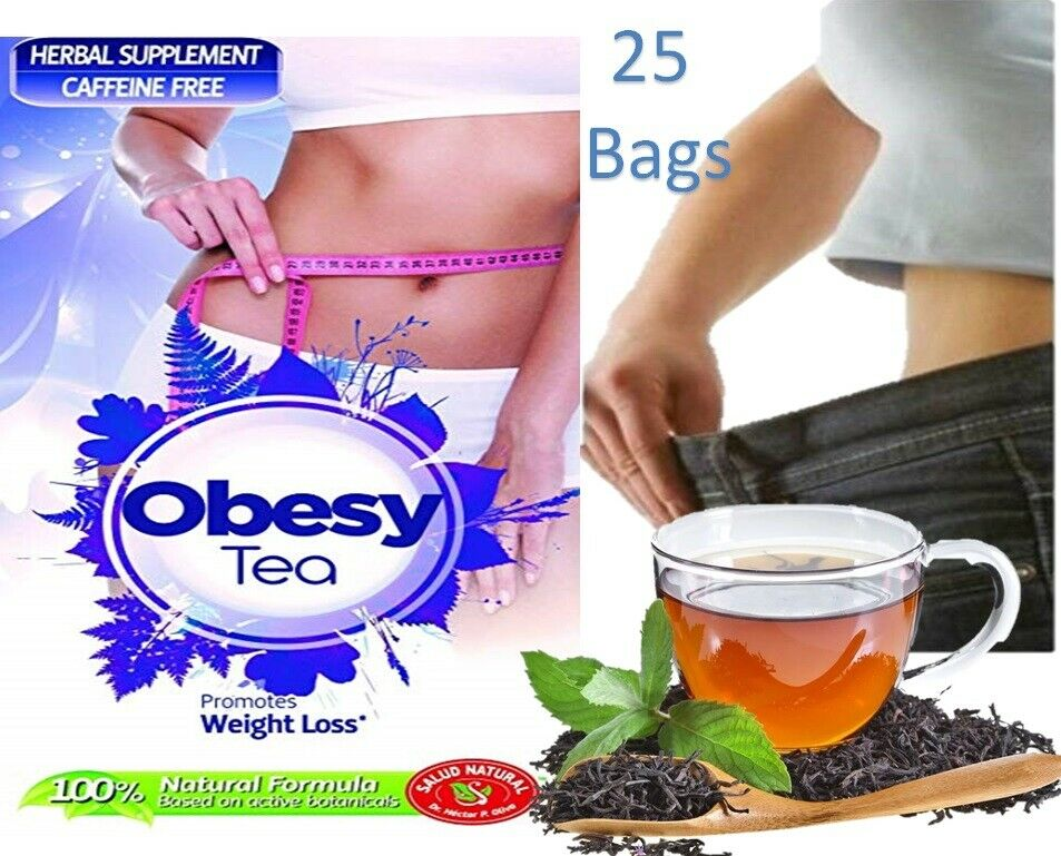 Extreme Weight Loss Herbal Slimming Tea Lose Weight Quick Fix For Obesity 25 bag