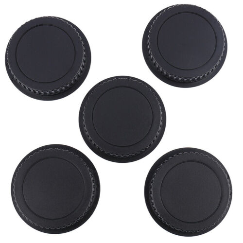 5Pcs Camera Rear Lens Cap Dust Body Cover For Canon EF ES-S EOS Series Lens /_YJ