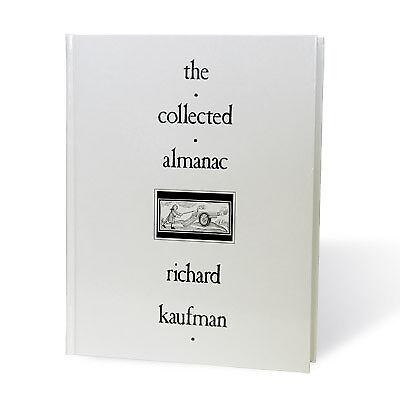 Gesammelt von richard kaufman - almanach buch