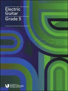 Electric Guitar Grade 3 London College of Music Exam Book from 2019 LCM Exams