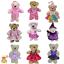 8-10-inch-25cm-TEDDY-CLOTHES-PINK-DRESS-PRINCESS-WITCH-TUTU-BIRTHDAY-WINTER thumbnail 1