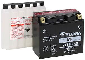 YAMAHA 2009-2014 YFZ450R BIKEMASTER HIGH PERFORMANCE BATTERY