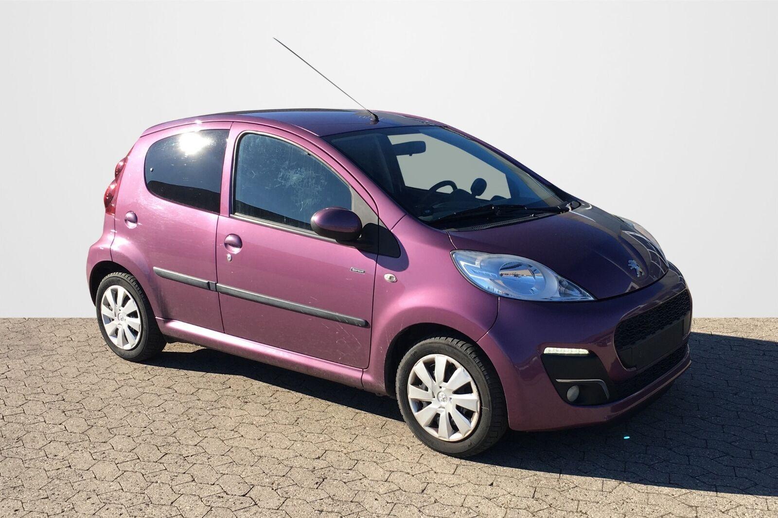 Peugeot 107 1,0 Sportium