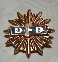 DDR GDR Anstecker Abzeichen Pin DFD Ehrennadel Bronze