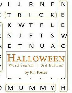 Halloween-Word-Search-3rd-Edition-by-Foster-R-J-Paperback