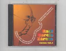 """(CD) """"Exitos"""" Vol. 1 [Peru Import] / Raúl García Zárate / Andean guitar"""