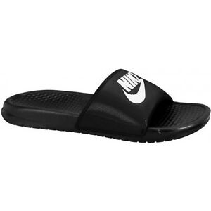 ebeffe1e957 Image is loading New-Nike-Banassi-JDI-343880-090-Black-White-