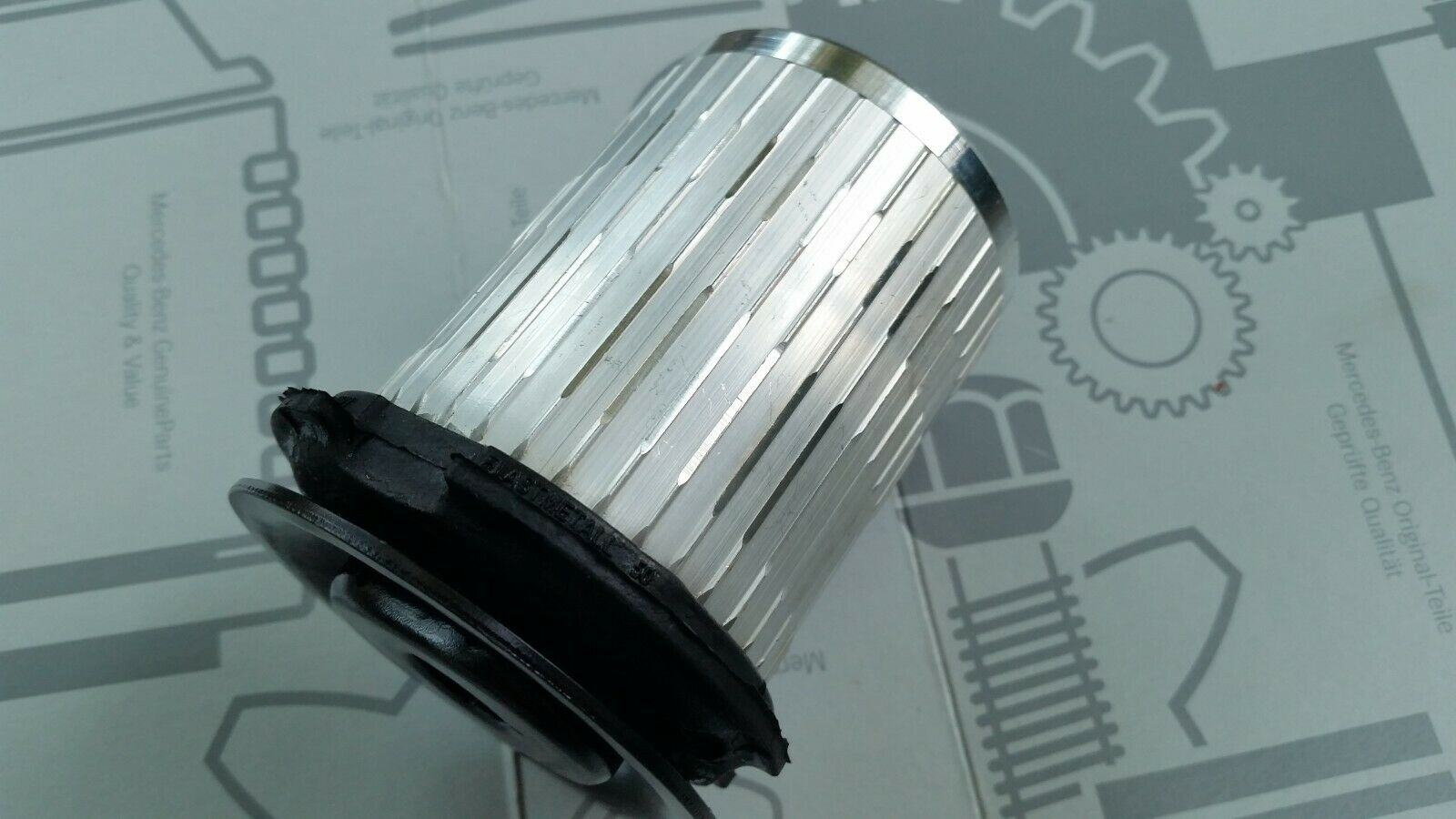 POSITAL IXARC UCD-IPH00-XXXXX-H6SS-CAW Incremental Rotary Encoder
