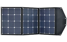 Panneau solaire pliable en valise portable 12V 120W Sunpower + régulateur