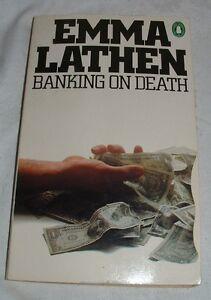 Emma-Lathen-Banking-on-Death-engl-Taschenbuch