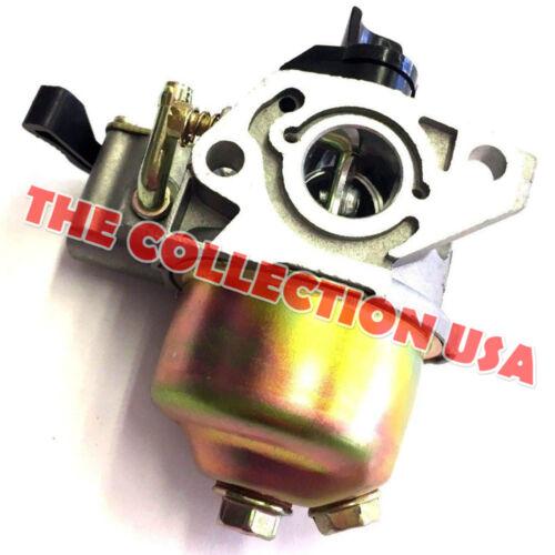 Carburetor For Honda 158f Gx160 5.5 Horse Power Gx200 6.5hp Carb W// Gasket