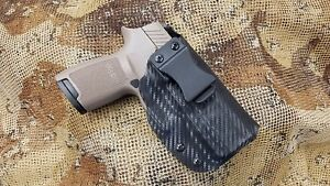 GUNNER's CUSTOM HOLSTERS fits Sig Sauer P250 P320 IWB