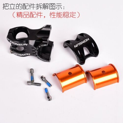 XC AM Off-road Bicycle Ultra-light Hollow MTB Mountain Bike Stems 28.6*31.8*50MM