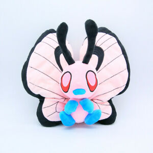 New-30cm-12-034-Butterfree-Plush-Animation-Toy-Soft-Doll-Stuffed-Plush-Doll-Gift