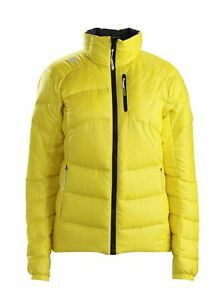 Descente-Cadence-Reversible-Puffy-Snow-Jacket-Bright-Yellow-Size-XS-6-SALE