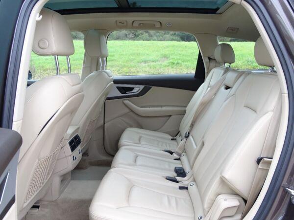 Audi Q7 3,0 TDi 272 quattro Tiptr. 7prs billede 12