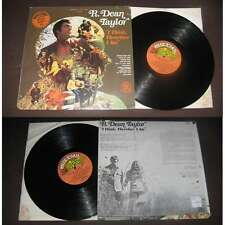 R.DEAN TAYLOR - I Think Therefore I Am LP Folk Rock US 1970