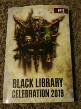 Black Library Events Anthology 2018//19 warhammer horus heresy age of sigmar