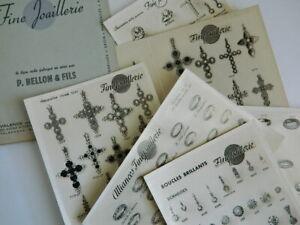 Catalogue Commerciale Illustrato P.Bellon Fine Gioielli Valencia 1960