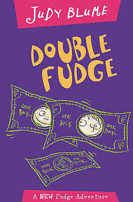 1 of 1 - Double Fudge By Judy Blume - A New Fudge Adventure
