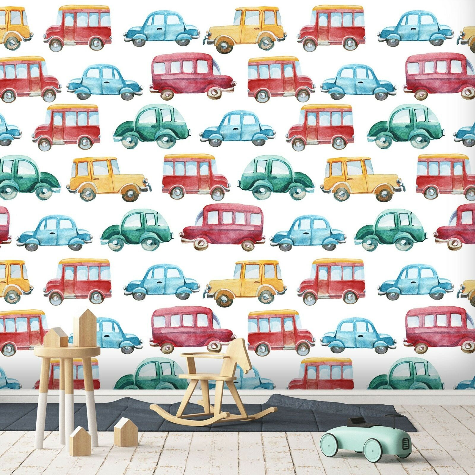 3D Busse Auto 893 Tapete Wandgemälde Tapete Tapeten Bild Familie DE Sidney