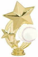 Baseball Star Trophy Figure School Game Sport Team Award Low As $2.99 Ea T-230