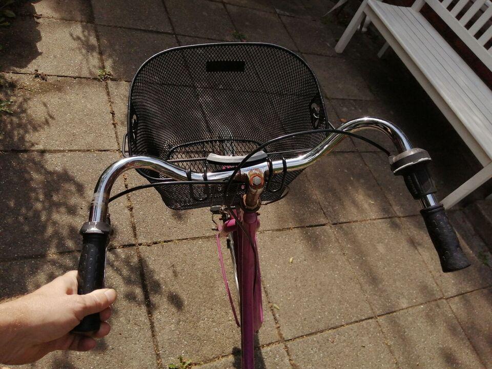 Damecykel, Van der falk, Bedstemor cykel