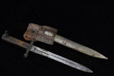 Wwi Original Army Mannlicher M95 Bayonet Oewg Ebay