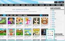 Fantastic Game Website For Sale Free Installation Hosting