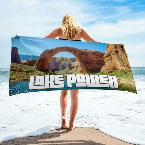 Rainbow Bridge TowelLake Powell
