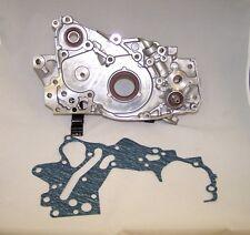 4G63 OEM MITSUBISHI EVOLUTION VIII LANCER OIL PUMP WITH GASKET OEM MD366260