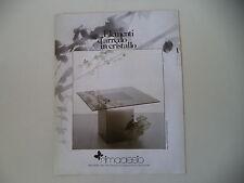 advertising Pubblicità 1981 RIMADESIO - DESIO MILANO