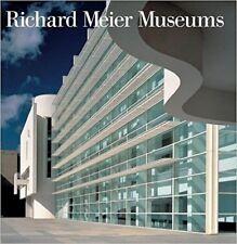 $85 RICHARD MEIER MUSEUMS Modern Architecture Design High Contemporary Art Getty