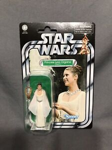 Star Wars The Vintage Collection VC150 Princess Leia Organa Yavin New On Card