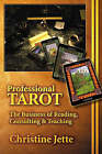 Professional Tarot: The Business of Reading, Consulting and Teaching by Christine Jette (Paperback, 2003)