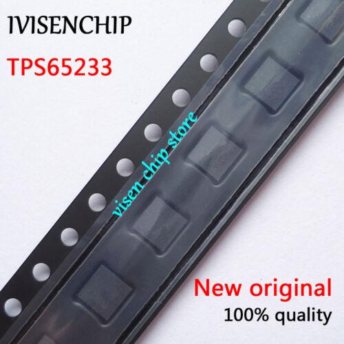 1-10pcs TPS65233RTER TPS65233 65233 QFN-16