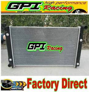 GPI-Radiator-for-Holden-VT-VX-Commodore-V6-AUTO-and-MANUAL-Dual-Oil-Cooler
