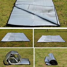 Sleeping Mattress Pad Waterproof Aluminum Foil Eva Outdoor Sport Camping Mat 1*2