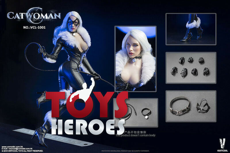VERYCOOL VCL-1001 CATLADY CATWOMAN ACCESSORIES SERIES 1 6 Preorder
