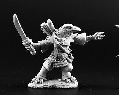 Tengu Rogue Reaper Miniatures Dark Heaven Legends RPG Assassin Ranger Melee