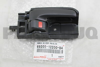 6920512220B4 Genuine Toyota HANDLE SUB-ASSY FRONT DOOR INSIDE RH