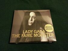 Lady GaGa Fame Monster Hong Kong Gold Limited Embossed Digipak 2 CD SEALED NEW