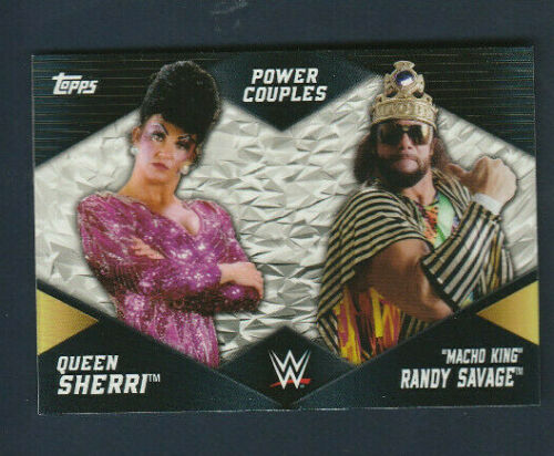 U Pick Multiple Available 2018 Topps WWE Divas Power Couples Inserts