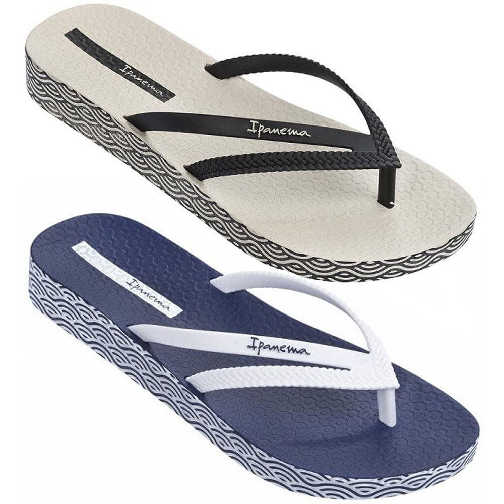 IPANEMA BOSSA FEM shoes womens flip flops sandals low slippers clogs sea