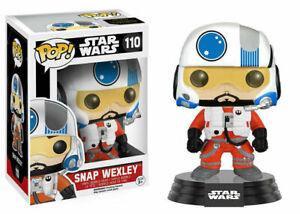 Figura-Funko-Pop-Star-Wars-110-Snap-Wexley-9-5cm-3-75-034-de-vinilo-Vinyl
