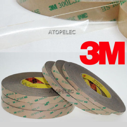 3m 300lse Doble sided-super Sticky Heavy Duty Cinta Adhesiva-Cell Phone Reparación