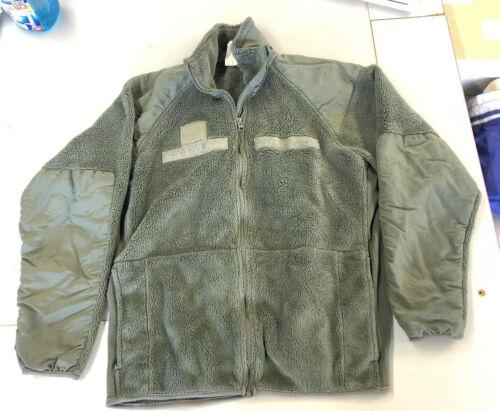 US Army Veste ECWCS GEN III Polartec Fleece Veste Cold Weather Medium Long