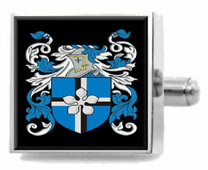 Ifor Galles Famille Cimier Nom de Armoiries Pince à Cravate Gravé dans une Poche 9UoaYOSo-09102444-891824210