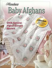 Baby Afghans 2008 Herrschners National Contest Crochet Instruction Patterns