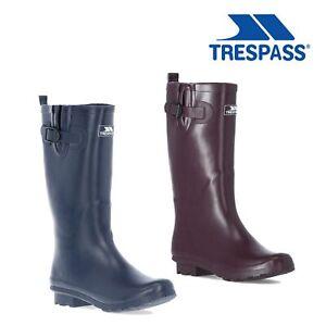 Trespass Womens Wellies Waterproof Rain